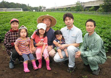 私たちの愛する郷土「みぶ」でつくられた有機ほしいも。壬生町の未来の子どもたちにもぜひ食べて欲しいです。